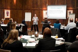 This session was developed in collaboration with colleagues in the NHS, airlines, telecommunications and international aid sectors to help delegates maintain personal effectiveness and psychological wellbeing under pressure. It takes practical techniques that can be adopted by any attendee and focuses them on proven elements of resilience.