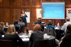 This session was developed in collaboration with colleagues in the NHS, airlines, telecommunications and international aid sectors to help delegates maintain personal effectiveness and psychological well- being under pressure.